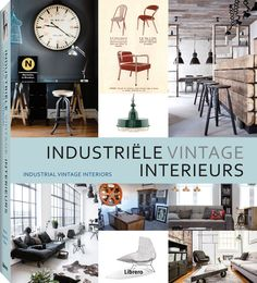 Vintage Industrial, Gallery Wall, Studio, Home Decor, Books, Paper, Industrial Style, Architecture, Fishbowl