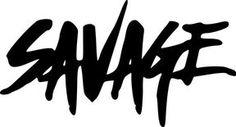 Your the type of boy id make a sandwich for. Graffiti Words, Graffiti Lettering Fonts, Tattoo Lettering Fonts, Graffiti Art, Hand Lettering, Tattoo Font Styles, Savage Tattoo, Savage Logo, Tattoo Stencils