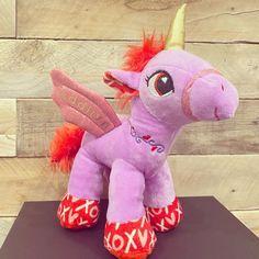Custom name unicorns for Valentine's Day!