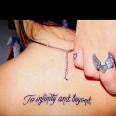 Toy story tattoo!!:)
