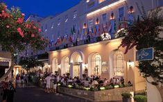Enjoy gracious hospitality at Grand Hotel Quisisana located in Capri, Italy that…