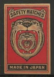 Image result for old matchboxes posters