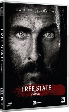 Free State Of Jones (DVD Nuovo) ***