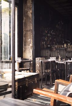 Grazie, Paris, pizza, restaurant, interiors, Stephanie Cohen / Garance Doré