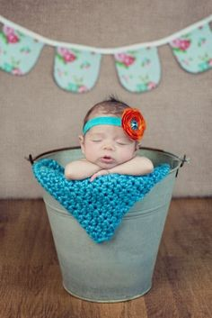 need to make some little blankets for baby sessions