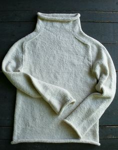Purl Soho Pullover! You can also make it in some DROPS Lima or Nepal!