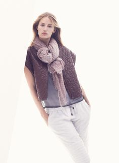 22 - sheer top . http://boutique.brunellocucinelli.com/us/women/look-22_grd1572