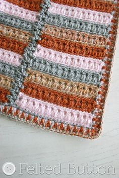Crochet Pattern Rosslyn : afghans and throws on Pinterest 2930 Pins