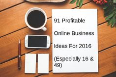 Some amazing ideas for your next business venture plus a couple of really interesting videos