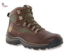 TIMBERLAND Men?s Chocorua Trail marron/vert Modèle 42 2017 Chaussures - Chaussures timberland (*Partner-Link)