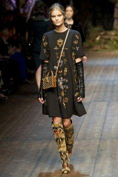 Dolce&Gabbana  a/w 14-15