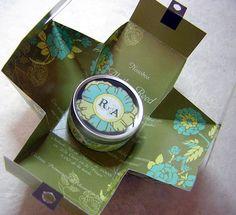 invitacion de boda en 3D original y... verde!!!