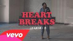 Campo - Heartbreaks (Campo Remix) Fascinante!!!! Una genialidad! Para ponerse a bailar a cualquier hora 'cause I'm addicted to heartbeats! ;)