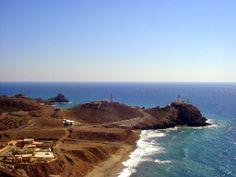 Cabo de Gata lighthouse  © Robert Bovington  http://bobbovington.blogspot.com.es/2014/05/the-parque-natural-de-cabo-de-gata-nijar.html