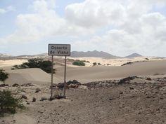 Viana Desert, Boa Vista Island - Cabo Verde