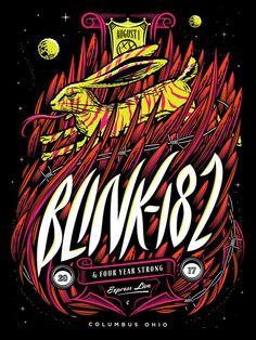 Blink-182 Columbus
