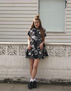 Off The Grid shirt dress