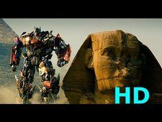 Optimus Prime vs. Megatron & The Fallen - Transformers: Revenge Of The Fallen Movie Clip Blu-ray HD - YouTube
