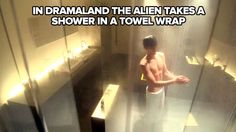 Man From the Stars - This is one of the most sillythings i have seen yet...lol (Dramatroll)