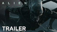 """Depois de uma longa espera, a 20th Century Fox  divulgou o primeiro trailer de """"Alien: Covenant..."""