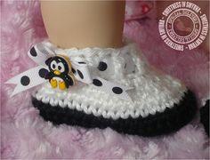 Crochet Baby Booties Crochet Baby Girl