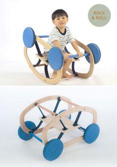 Çocuklara Masa-Araba