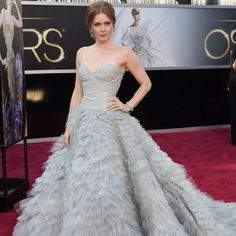 Photopoll: Favorite dress at the #Oscars Red Carpet 2013?