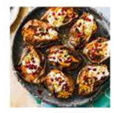 White City Sweet Potatoes (Olive Magazine), Mar 20, 2020 White City, Sweet Potato, Roast, Recipies, Potatoes, Magazine, Dishes, Cooking, Food