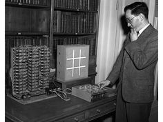 Donald Davies (1924-2000), Welsh.  Developed the concept of packet switching in computer networking.