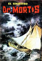 "URBATORIVM: UN CLÁSICO DE CLÁSICOS: ""EL SINIESTRO DOCTOR MORTIS"" Wells, Horror Comics, Radios, Tv, Movies, Movie Posters, Female Doctor, Comics, Libros"