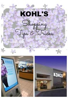 Coupon codes, free shipping codes, stackable coupon codes, Kohl's Cash earn and redeem dates plus tips for getting the best deals at Kohl's.