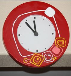 New look to ikea clock