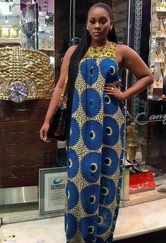 African fashion women dress Ankara fashion dashiki print handmade vintage clothing Ankara gown sleeveless gown back zippernaija African Print Dresses, African Print Fashion, Africa Fashion, African Fashion Dresses, African Attire, African Wear, Ethnic Fashion, African Women, African Dress