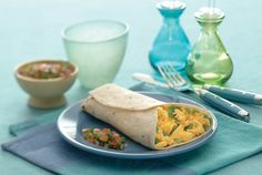 These kidney-friendly breakfast burritos are easy and satisfying. Make a big batch, freeze, and reheat when you're in a rush! Davita Recipes, Kidney Recipes, Diet Recipes, Cooking Recipes, Healthy Recipes, Kidney Foods, Kidney Friendly Diet, Low Sodium Recipes, Breakfast Burritos