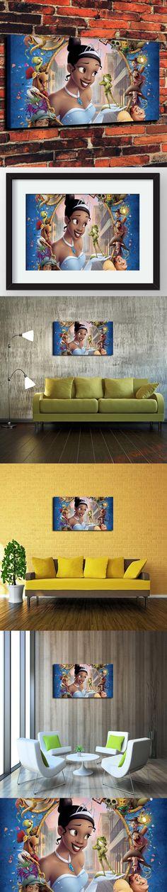 Canvas Prints Wall Art Decorative Painting Western Home Decor Which Betgerl Batgirl Dozhd Art( No Framed )