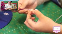 Show Manual 222 (Estambres/Crochet Bastón Navideño)