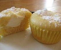 A Delicate Lemon Cheesecake Muffin ~ Aspiring Cuisine