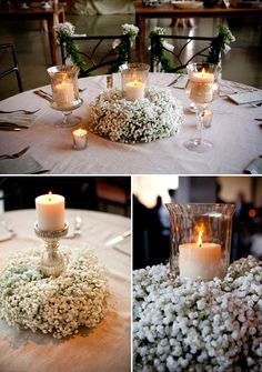 baby's breath... love love love