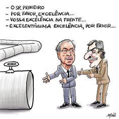Guerra política... Corrupção!...