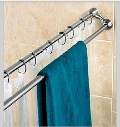 The Dual Shower Curtain Rod In 2019