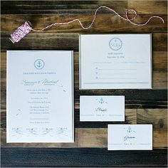 DIY wedding invitation ideas that don't look homemade.