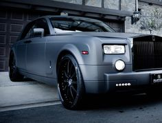 Platinum Motorsports Rolls Royce Phantom