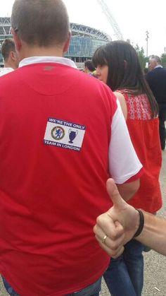 Chelsea. ..the pride of London