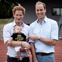 Papa Prince Harry?! Royal Beams With Pride as He Cradles a Baby at Invictus Games Trials With Prince William