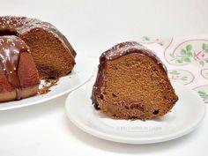 Bundt Cake de Colacao