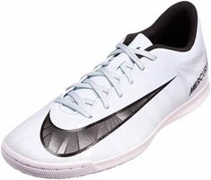 online store 0411a 04af5 Nike MercurialX Vortex III IC – CR7 – Blue TintBlack
