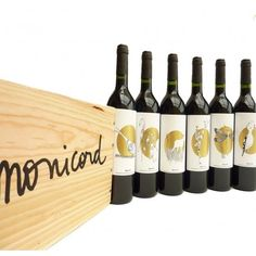 Wine labels for Clos Monicord 2011 - theme on biodiversity at the vineyard Wine Direct, Wine Labels, Designs To Draw, Vineyard, Bottle, Gifts, Wine Tags, Presents, Vine Yard