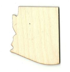 Wooden Pieces 71178: Arizona - Unfinished Laser Cut Out Wood Shape Craft Supply -> BUY IT NOW ONLY: $46.76 on eBay!