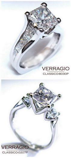 Verragio Diamond Engagement Rings!