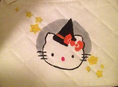 Hello Kitty Halloween  on Etsy, $10.00